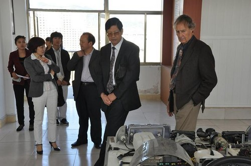 加拿大莱姆顿学院与青岛恒星职业技术学院达成合作办学协议
