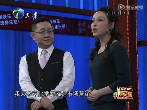 青岛恒星职业技术学院毕业生在天津卫视受八家名企高薪追捧