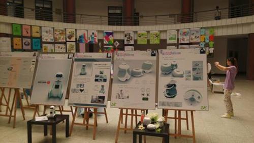 大连科技学院2014届工业设计专业毕业设计作品展