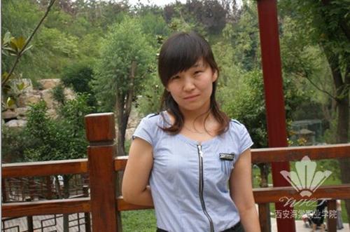 西安海棠职业学院教师风采展示
