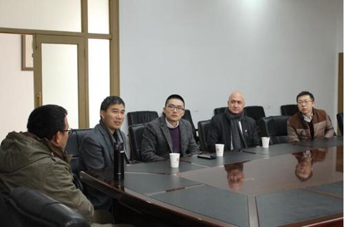 上海理工大学中英国际学院学术团队走进浙江省杭州