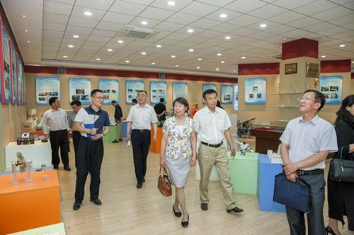 郑州升达经贸管理学院一行来西安思源学院考察