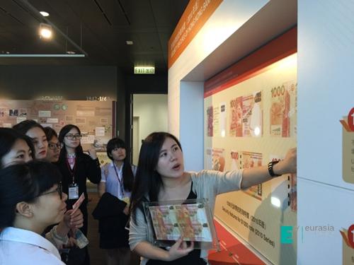 西安欧亚学院金融学院举办暑期香港世界500强游学营