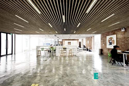 西安欧亚学院学生客厅获评 筑梦西安大奖
