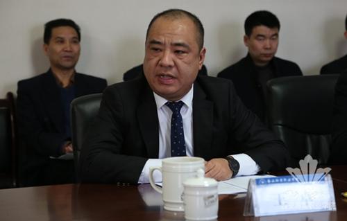 陕西省教育厅专家组莅临西安海棠职业学院开展20.