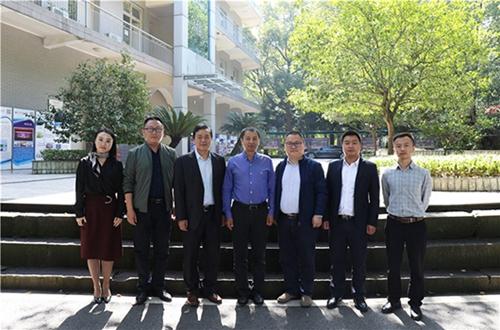 贵州大学明德学院赴重庆大学城市科技学院考察交流
